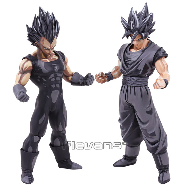 Dragon Ball Z MSP Master Stars Piece The Son Goku / Vegeta Chocolate ver. PVC Figure Collectible Model Toy