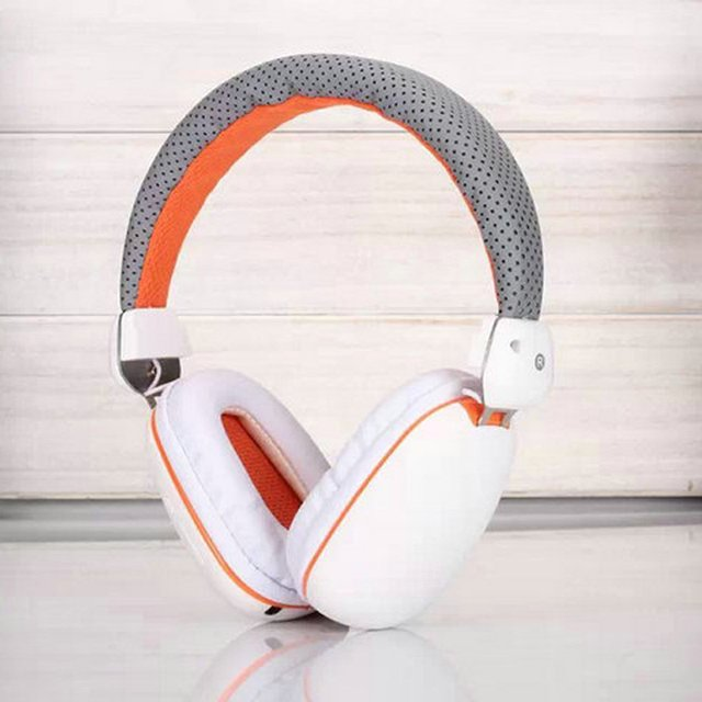 Fashion Over Ear Wireless Bluetooth Headphones with Mic Stereo Bass Bluetooth Headset/Headphones for Iphone Xiaomi Phone PC