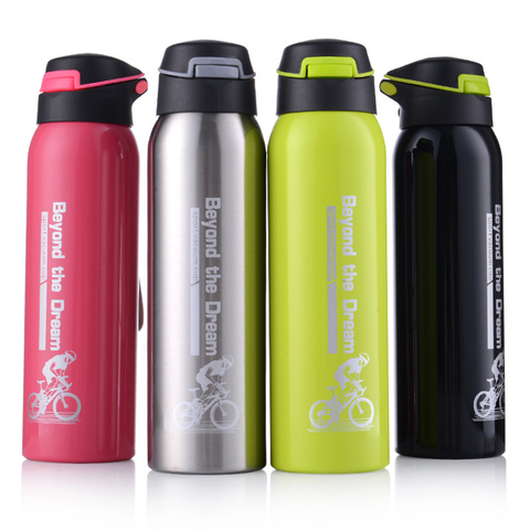 Stainless Steel Drinking Bottle Thermos Insulated Bottle Water Bottle Sport 500 ML