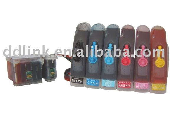 CISS (Continuous Ink Supply System) for EPSON Stylus Photo 900/270 / 1280 / 1290