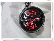 """Free shipping 2.5""""60mm HK style gauge  voltage meter factory price,fast shipping HK -S602701"""