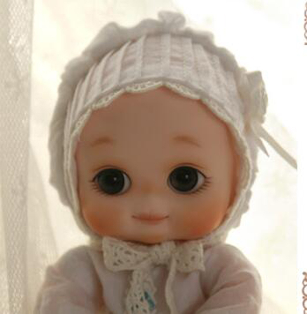 New Arrival High Quality 1/8 BJD SD Sweet Baby Choo Dolls Model Joint Reborn Toys Girls Boys Gift With Eyes