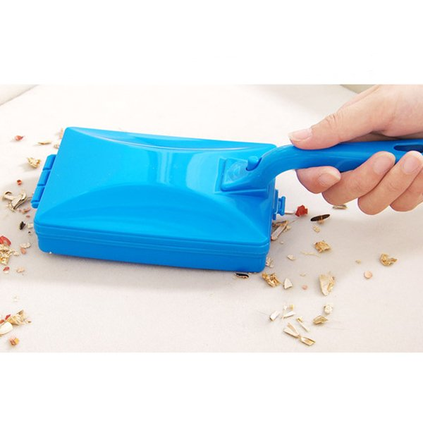 Handheld Sweeper Sticky Roller Clean Brush Crumb Clean Brush Hair Remover Table Dust Remover Carpet Sweepers Table Cleaning