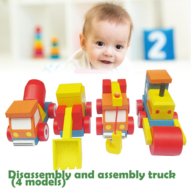 Toys Wooden Puzzle 3d Multicolor Beautiful Wooden toys Decor Puzzle toy Constructors Educational toys for Kids Child Gift