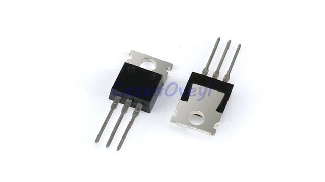 10pcs/lot SVD3205T TO-220 N-channel 55V 110A MOS FET straight shot