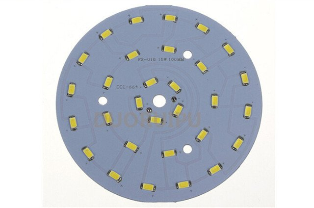 15W SMD5730 LED cob Lamp panel(plate) module Warm 3000k /White 6000k1650-1800LM bulbs/spotlights Free shipping 10pcs