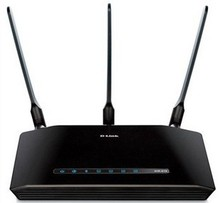 D-Link DIR-619L cloud intelligent wireless router through king 300M wireless routing three antenna