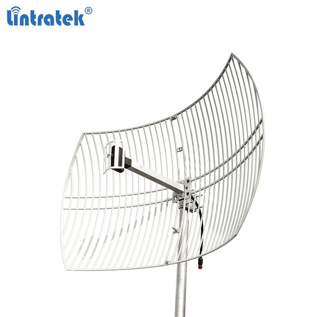 Powerful 2G GSM antenna 900 850 grid outdoor parabolica antena for gsm signal repeater 2g 3g booster external aerial  #7.8