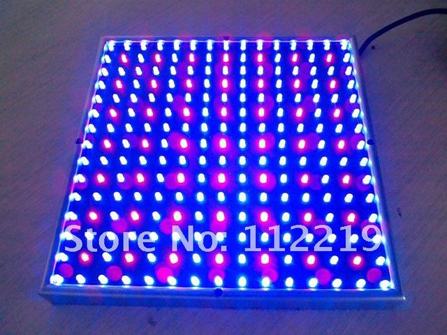 15w 225leds Ac85-265v Eu US Plug Led Grow Light Lamp for Plants Flower/greenhouse Hydroponic System Fast Shipping by DHL