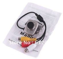 mini CCTV Color Camera,208C Color Wired CMOS camera