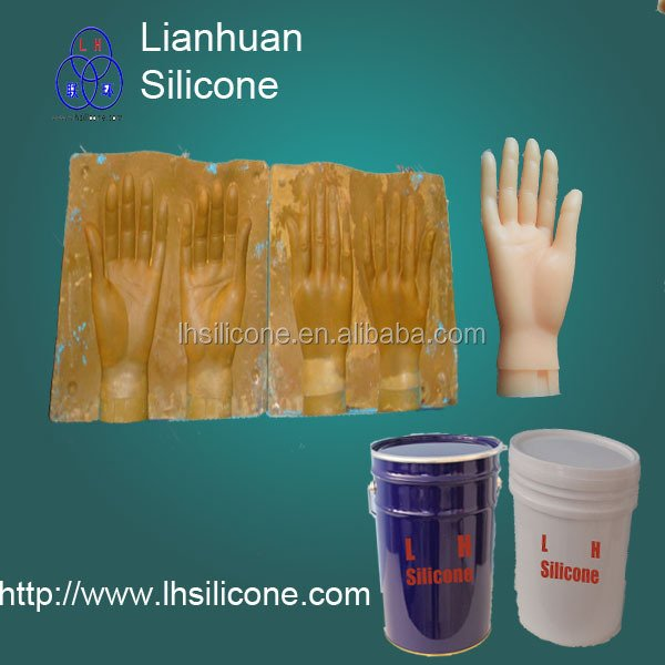 Colorless transparent liquid RTV Silicone Rubber Raw Material