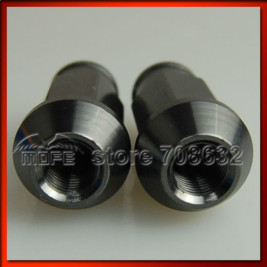 QUALITY GUARANTEE Special Offer 20PCS/SET Aluminium D1 -SPEC Wheel Lug Nuts M12 * P1.5 Titanium