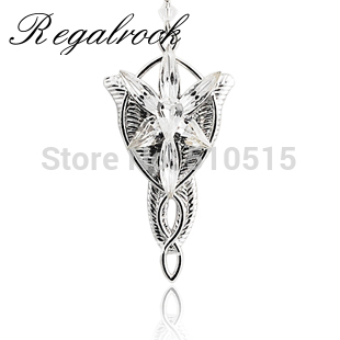 Regalrock The Lord of the ringar Arwen Evenstar Necklace