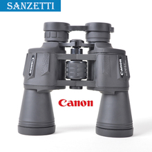 freeshopping 2015 new  HOT Canon 20X50 High quality Hd wide-angle Central Zoom Portable LLL Binoculars telescope sanzetti