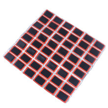 Round Bicycle Tyre Piece Service Patch Bike Tyre Inner Tube Prick Repair Pad