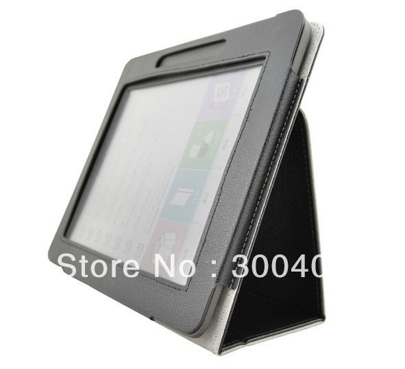 For pocketbook color Lux e-book ereader Folio protective stand PU leather cover case skin shell pouch ,Free shipping