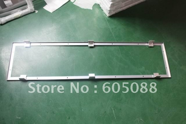 Bracket for installation of 300x1200mm led panel light surface mounted