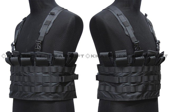 military tactical vest molle USMC TAP 1000D Nylon Tactical MOLLE VEST (Black) bd7324