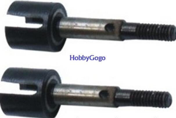 HAIBOXING Rear Wheel Axle For 1/10 RC Monster Truck Car 6538 6558 6868 6578 Free Shipping