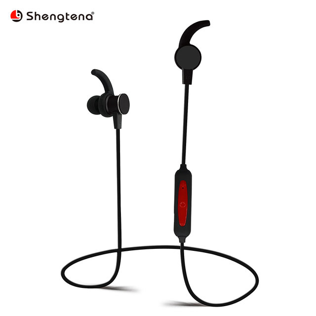 Sports Magnetic Bluetooth Earphone Bass Earbuds Running Stereo Headphones EarHook Headset Hands Free wireless earphones with MIC