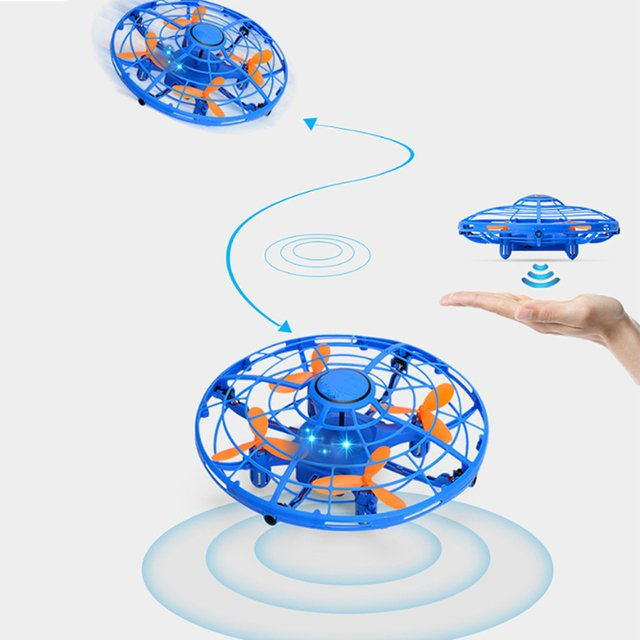 2018 Infrared Aircraft Gift Rc Aircraft Toy Drone Funny NO Camera Induction Vehicle Stable Gimbal FPV Drop Shipping