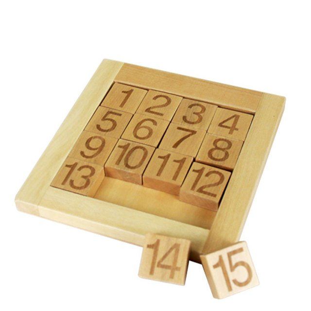 Assembled Wood Toys Number Educational Puzzle toys Digital Wooden toys Early Learning Educational Toy Develop Brain Gifted child