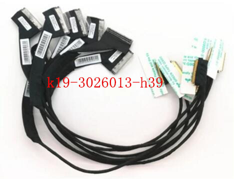 New  Laptop LCD LED LVDS Cable for MSI MS13A1 K19-3026013-H39