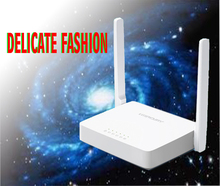 Free shipping The cheapest MERCURY 300m wireless router An upgraded version of the Mercury MW305R  300M wireless router WI