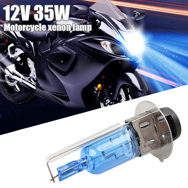 35W for Motorcycle Xenon Bulb Quad Scooter Xenon Headlight Car Styling Replacement Light Bulbs Xenon Light Universal Front Lamp
