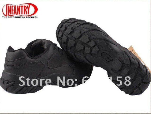 INFANTRY standard attack shoes black outdoor climbing boots army boots