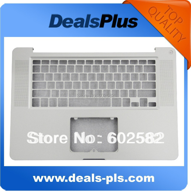 """90% New Palmrest Top case topcase for MacBook Pro 15"""" Unibody A1286 Palmrest Top Case No Keyboard & Touchpad 2011 year"""