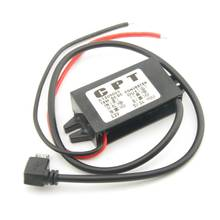 Micro USB DC-DC 12V to 5V 3A Step Down Converter Power Supply Module Waterproof