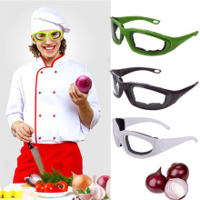 1Pc Kitchen Accessories Cut Vegetables Onion Pepper Ginger Garlic Goggles Barbecue Safety Glasses Eyes Protector Cooking Tools