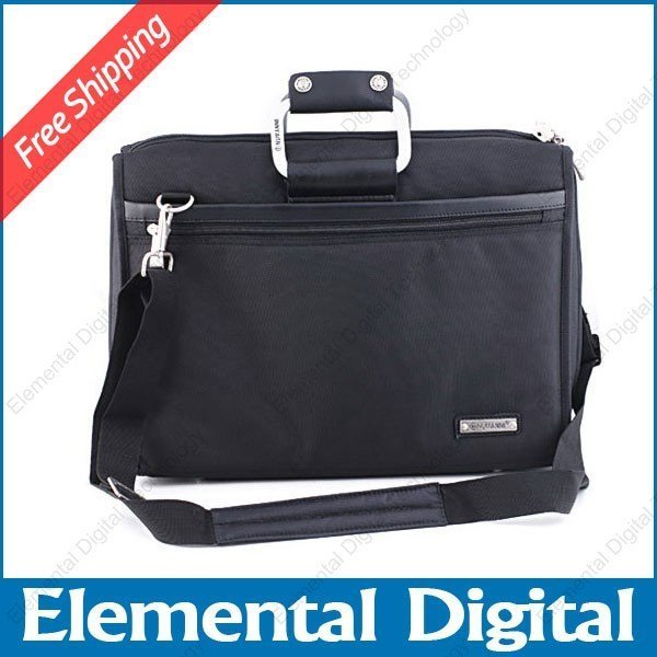 2014 New Numanni 389 12' Laptop Business handbag,wholesale waterproof nylon Backpack for Men Color Black,Free shipping