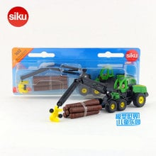 Free Shipping/Siku 1652 Toy/Diecast Metal Model/JD Harvester Tractor Truck Car/Educational Collection/Gift For Children/Small