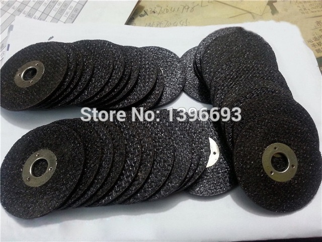 10pcs/lot 50x1.5x10mm metal cutting discs ,Abrasive Disc for metal cutting tools. for KG 50 Cut-off Saw.Free shipping!