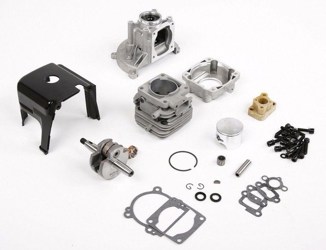 36CC engine upgraded parts kit For 1/5 hpi rovan KM FG LOSI 5IVE-T rc car parts