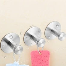 New Bathroom Hook With Suction Cup Holder Removable Shower And Kitchen Hook Hanger For Towel Bathrobe Coat