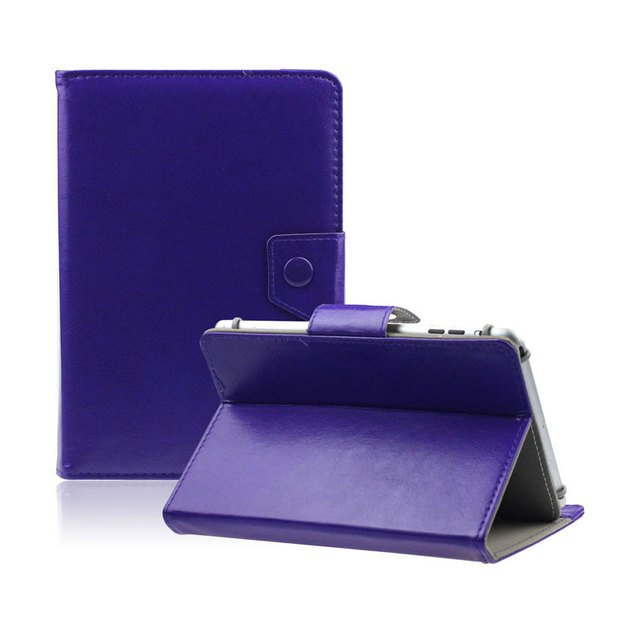 Myslc PU Leather case cover for Ginzzu GT-7020 7 inch Tablet Universal Book Cover Case