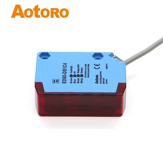 control switch ED60-DS1C4 alibaba supplier photoelectric sensor high guaranteed