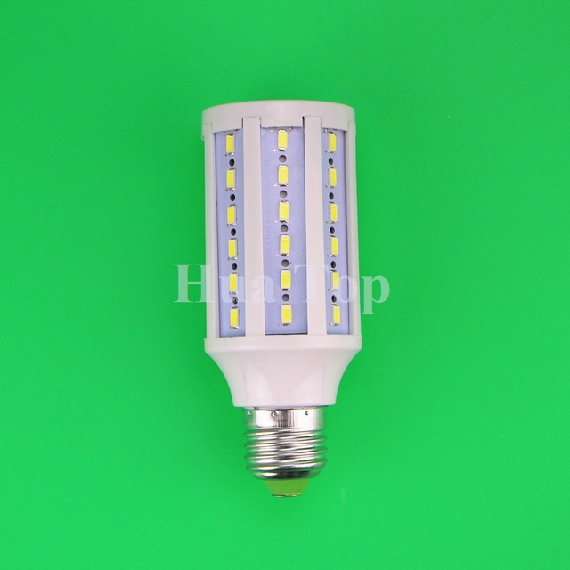Ultra bright LED bulb 15 Watt E27 AC 220V Cold White Warm White light LED lamp with 60 leds 360 degree Spot lights Free shipping