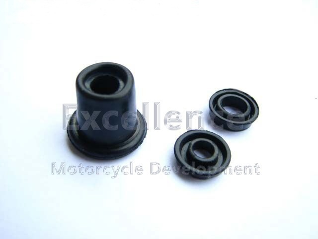 Free Shipping Motorcycle Clutch & brake pump piston Oil seal 11MM 12.7MM 14MM 16MM
