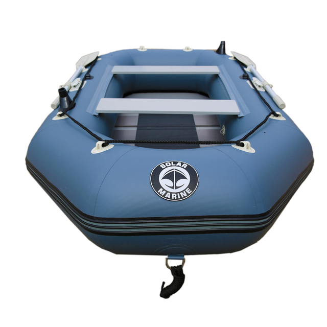 5 person 330CM length air floor professional inflatables boat fishing inflatable laminated wear resistant boat