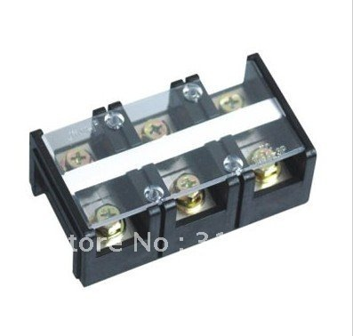 High-current terminal block  600V, 100A ,3P  Copper,free shipping