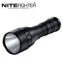 Free shipping Nitefighter F30B Cree XM-L2 T6 18650 Rechargeable Waterproof LED flashlight