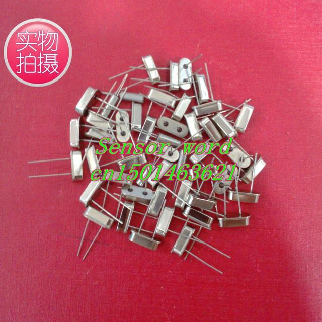 50 PCS X Soaring    crystals package   crystal  package   ALL : 4M 32.768K 6M 8M 11.0592M 12M 16M 20M 24M 27MHZ