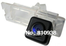 super night vision CCD HD Car Reverse Back Up Camera For Renault Fluence Duster, Waterproof, 170 Degree Wide View