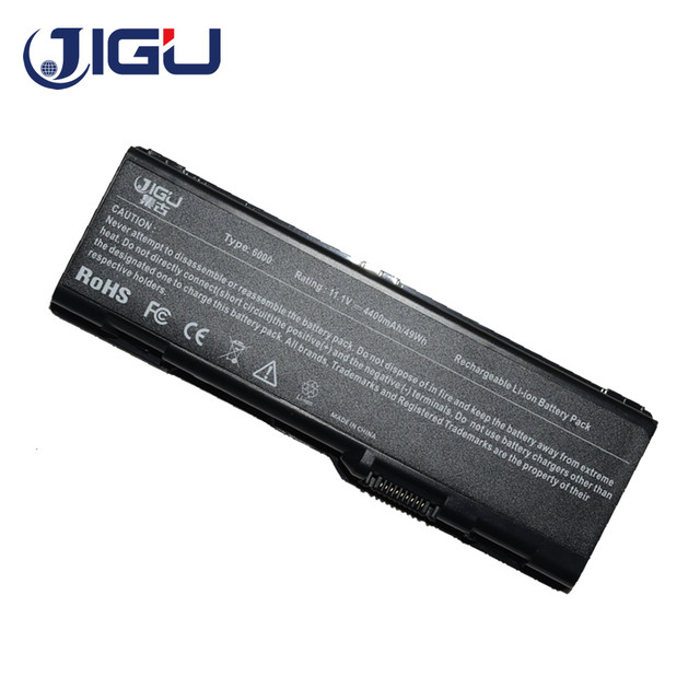 JIGU Laptop Battery For Dell Precision M6300 M90 312-0348 312-0350 312-0425 312-0455 C5974 D5318 F5635 G5260 G5266 U4873 Y4873