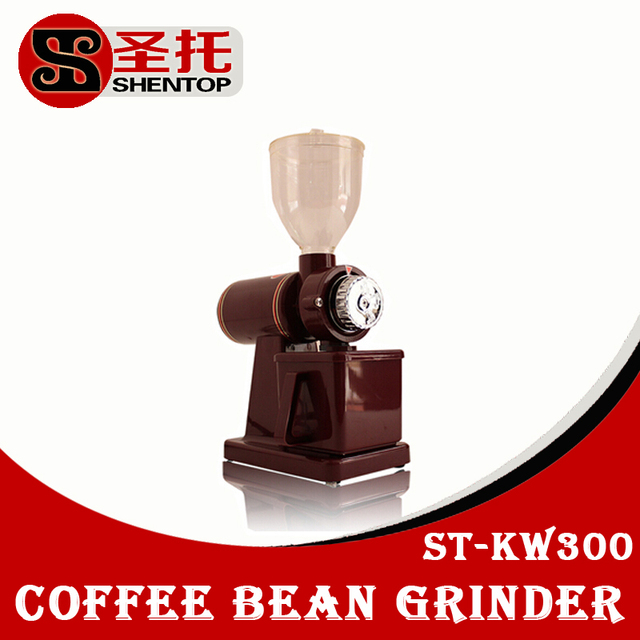 SHENTOP ST-KW300 Half pound Coffee Grinder Electronic Coffee Bean Grinder  coffee mill coffee grinder electric Free shipping