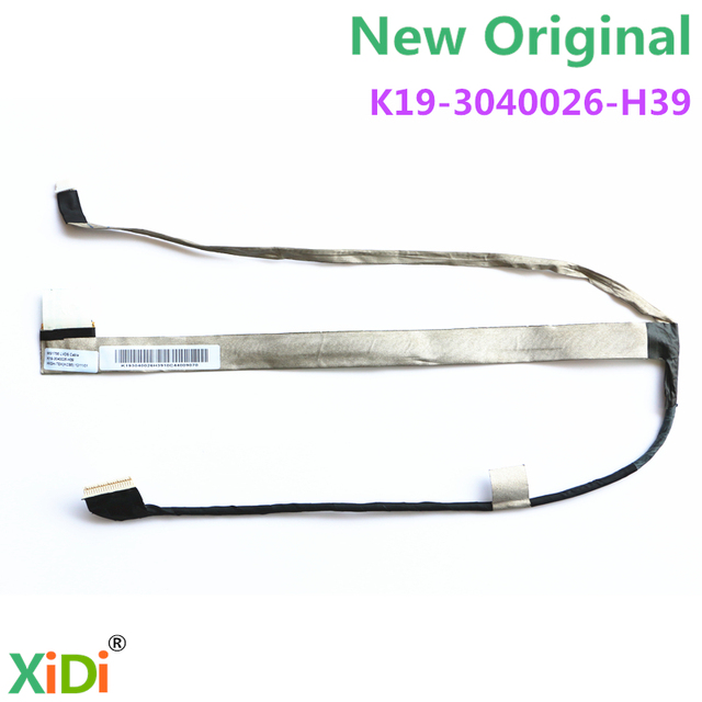 New MS1756 K19-3040026-H39 LVDS CABLE FOR MSI GE70 MS-1756 MS-1757 LCD LVDS CABLE